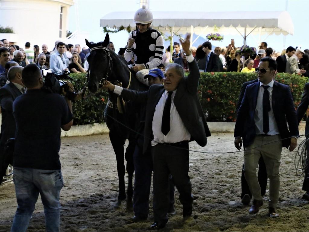 Mercado: negociado, Quarteto de Cordas mira a Breeders' Cup Turf
