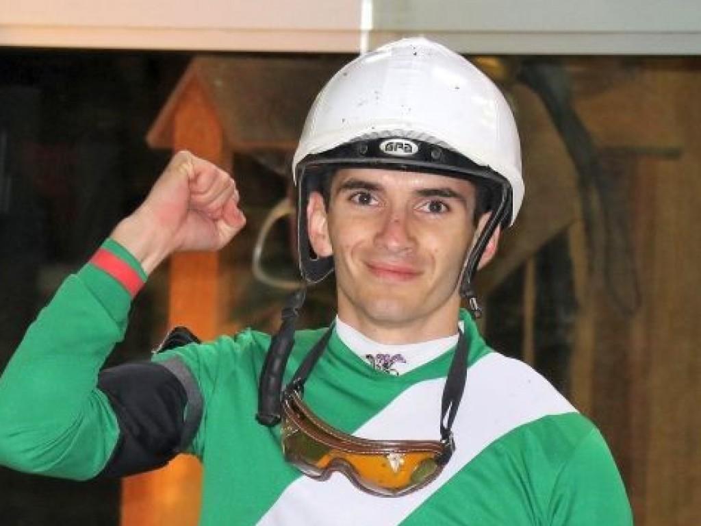 EUA: Luan Machado vence 5 corridas numa única reunião