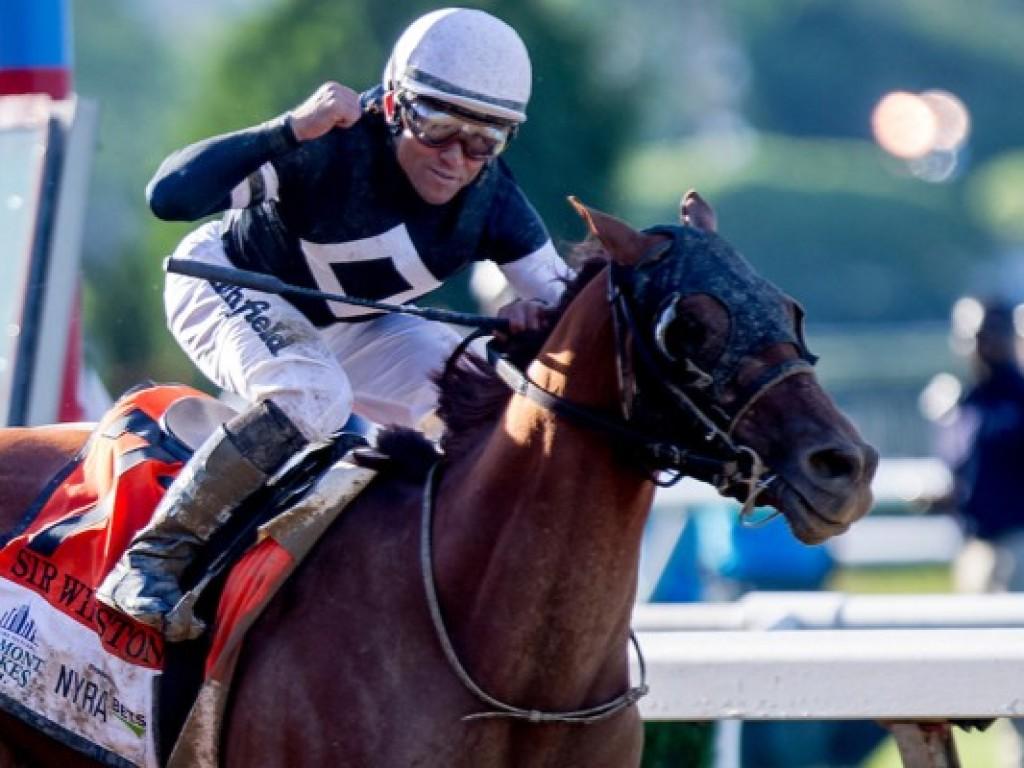 EUA: com Northern Afleet no pedigree, Sir Winston vence o Belmont Stakes (gr.I)