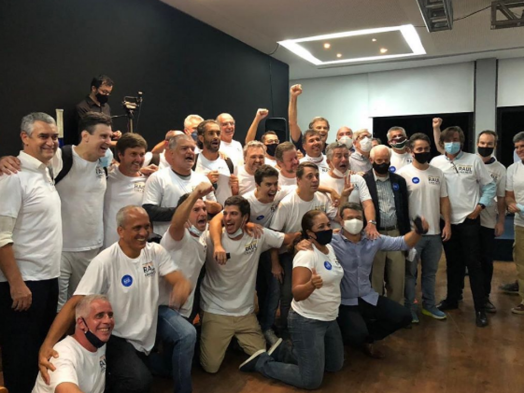Raul Lima Neto é eleito presidente do Jockey Club Brasileiro