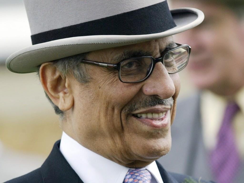 Um ourives do turfe: morre o Príncipe Khalid Abdullah