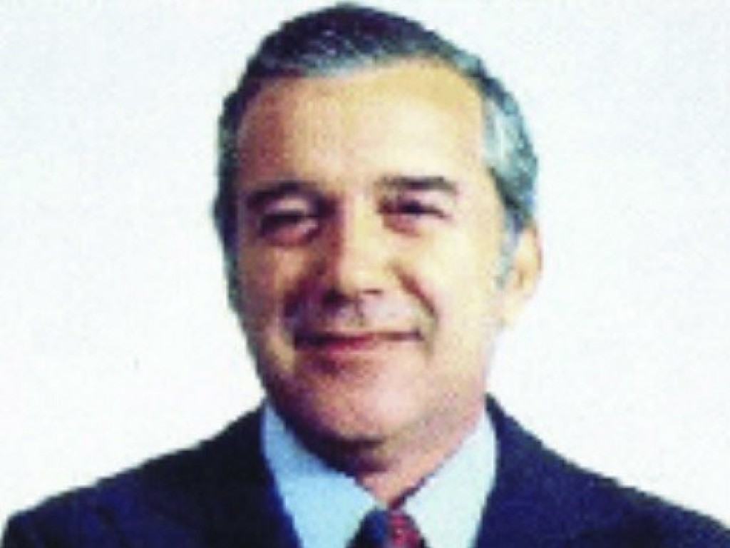 Foto: Nota de falecimento: Luiz Vicente Goulart Macedo