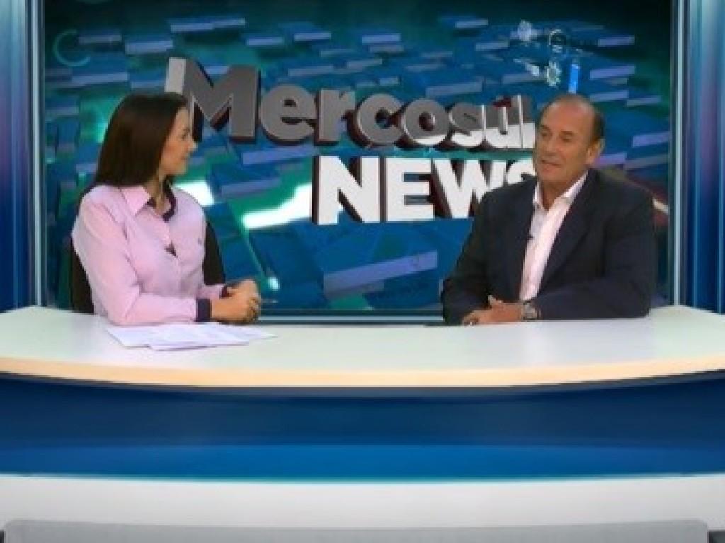 Presidente da comissão de corridas do JCP, Roberto Belina fala à Rede Mercosul