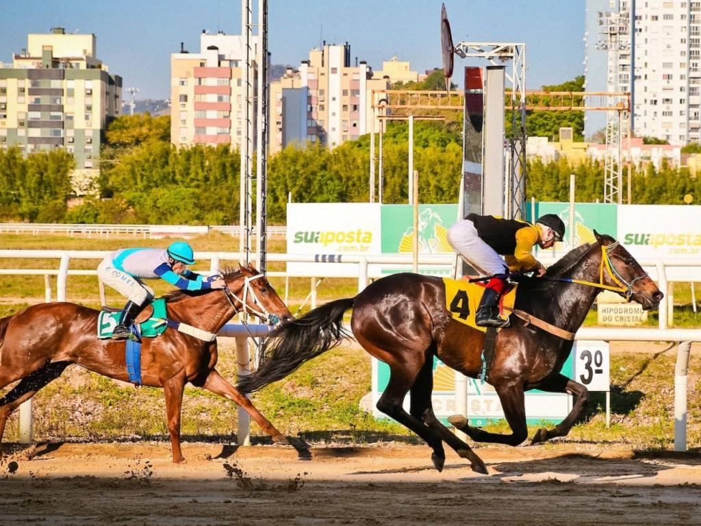 Porto Alegre: Best Dubai prevalece no Clássico Profissionais do Turfe