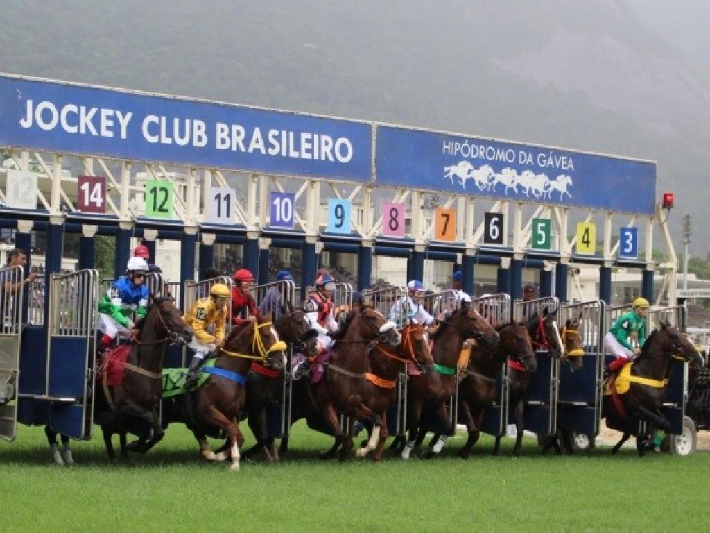 Pela primeira vez, norte-americanos apostaram em corridas brasileiras