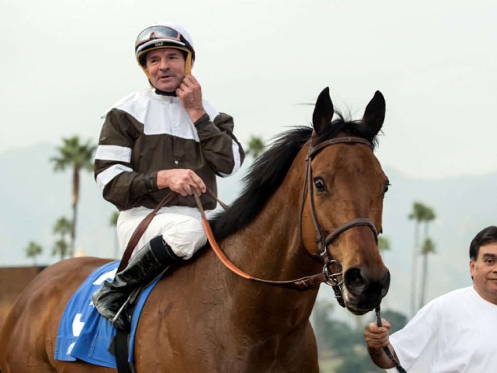 EUA: Madame Stripes vence G3 em Santa Anita Park
