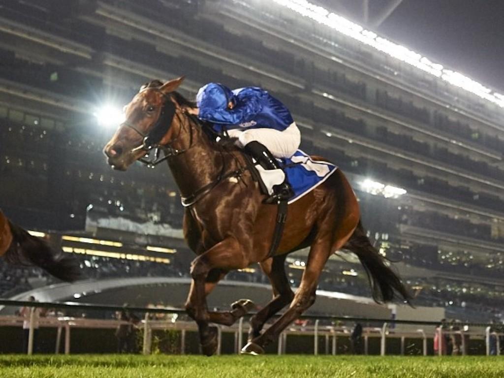 Promising Run vence outra prova graduada em Dubai
